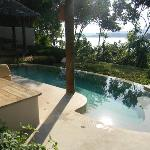 seaview private pool