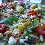 Pizzetta at Blue Bar