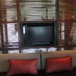 Living area/TV