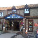 Best Western Weymouth Hotel Rembrandt Foto