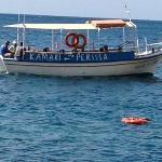 Mysig tur med båttur till Kamir