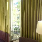 Deluxe Room view
