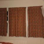 The state of the curtains