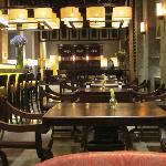 Bar/Lounging Area is Beautiful