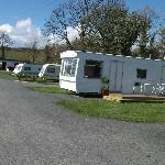The Caravan/tent/camper van site