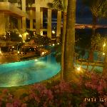 Pool at the Royal Cliff Grand Hotel