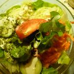 Out of this world German salad