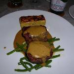 Main Course - Beef Tenderloin with Potato