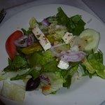 excellent Greek salad