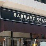 Barbary Coast - shop sign