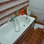 Salle de bain modern (en 1950)