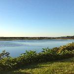La rivière Ogunquit au lever du jour