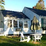 Une chambre dans un petit cottage