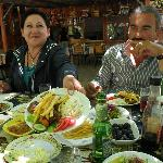 El valor de comer en Turquía con traducción en vivo, no tiene precio y se valoran más los platos