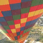 Experiencia maravillosa, vuelo en globo en Cappadocia, no debe faltar en su viaje.