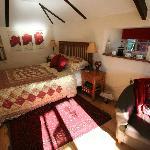 Ruhiges und geräumiges Zimmer....