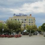 Hotel Mar Y Sol, Roses in Placa Catalunya