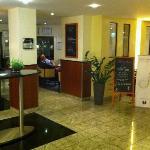 Lobby und Barbereich