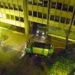 BIN TRUCKS AT 22:00HRS (ONLY DOWNSIDE OF FRONT OF HOTEL)