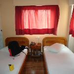 Shared bedroom for women (room 44)