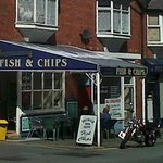 Greenfield Road Chippy, Colwyn Bay
