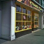 Pyramid Pizza, West End, Colwyn Bay