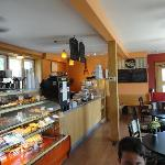 The Urban Parisian - Port Dover, ON (Inside view)