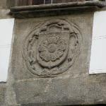 detail coat of arms