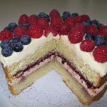 Royal Victoria Sandwich