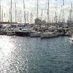 Yachthafen von Hammamet-Yasmine