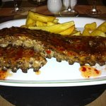 The Monster rack of ribs!! (as per my review)