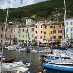 Town of Gargnano