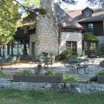 Donny's Glidden Lodge restaurant.