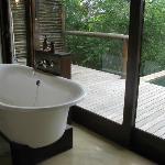 Bathroom in our villa