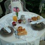 desayuno de lujo