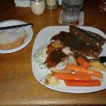 Meatloaf Special-Big portion