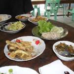 Local food Gwa