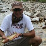 My Husband Fly Fishing