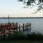 green lake pier