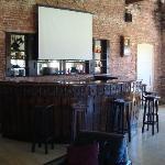 Salon bar / cafeteria