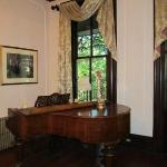Piano in Formal Room