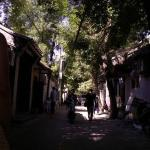 The Hutong lanes are an experience