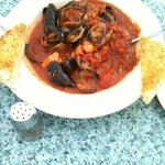 Northwest cioppino - yummy