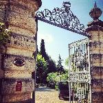 The Grande Entrance