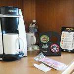 Keurig in the room