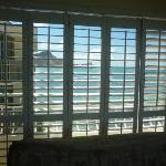 View of Diamond Head from 'futon room'.