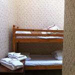 Kids bunk room