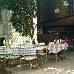 Kanoba Perun Courtyard