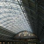 Kings Cross station. Certainly worth a visit for a photo op