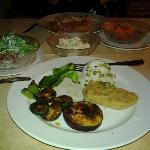 MMMMMM EXCELLENT DINNER